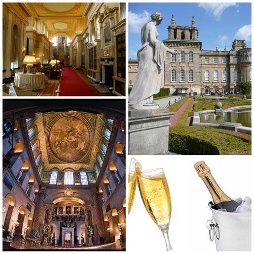 300年历史布伦海姆宫 将有一座香槟酒吧