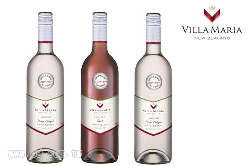纽西兰知名红酒品牌推出低酒精产品