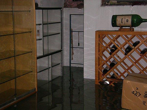 前门 地下室酒窖