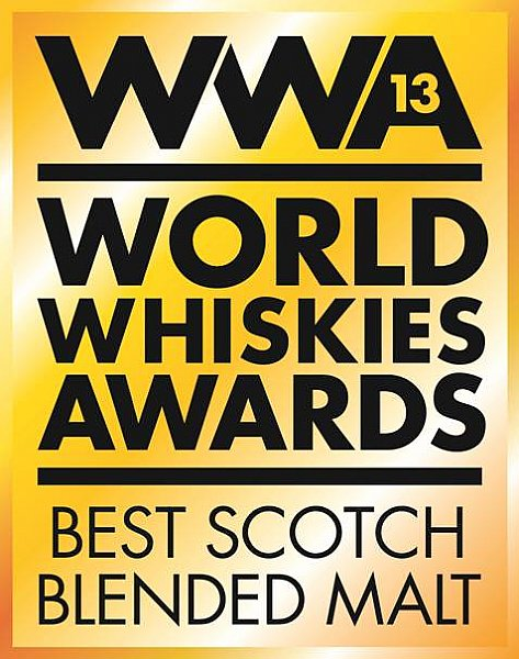 来自苏格兰-2015 wwa 世界威士忌大赛双冠军