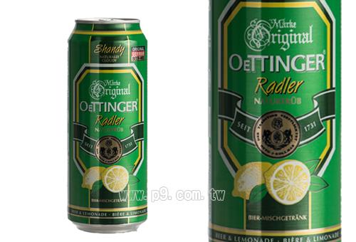 德国 欧廷格 柠檬皮尔森啤酒 500ml
